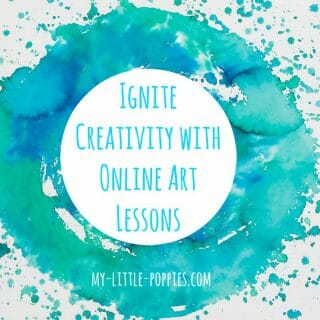 Ignite Creativity with Online Art Lessons