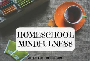 homeschool mindfulness