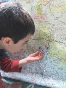 vicarious vacation geography