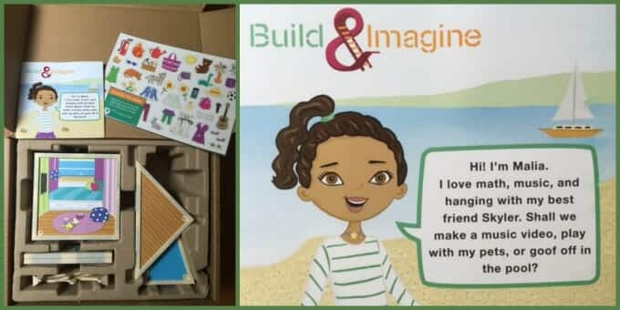 Build and Imagine, Play, Imagination, Create, Building kit, STEM, STEAM, Ignite Creativity and Learning with Build & Imagine, Build and Imagine, STEM, STEAM, building toy, creativity, stem skills, problem solving, early literacy skills, storytelling, play, imaginative play, social skills, cooperative skills, homeschool, homeschooling, homeschooler, education, educational toy, educational material, educational building kit, magnetic building kit, dolllhouse, storywalls, story play, narrative, gifted, gifted education