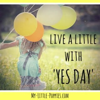 Live a Little with 'Yes Day'