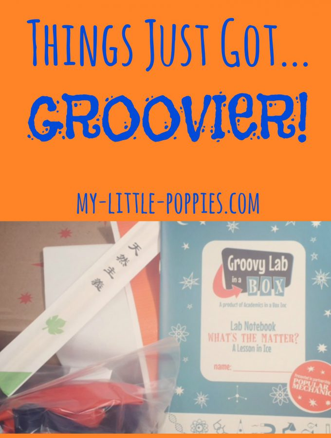 Things Just Got Groovier