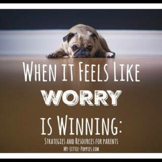 When it Feels Like Worry is Winning