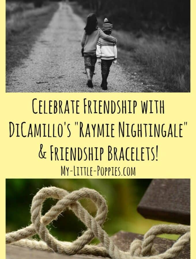 Celebrate Friendship with DiCamillo's 'Raymie Nightingale'