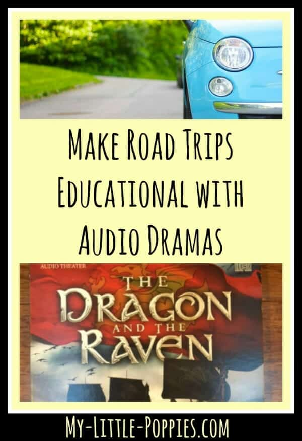 Make Road Trips Educational with Audio Dramas