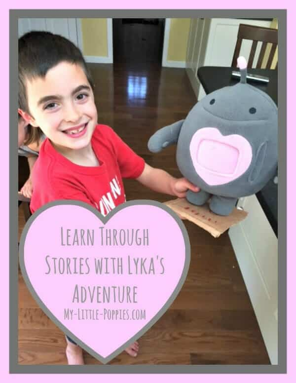 Learn Through Stories with Lyka's Adventure