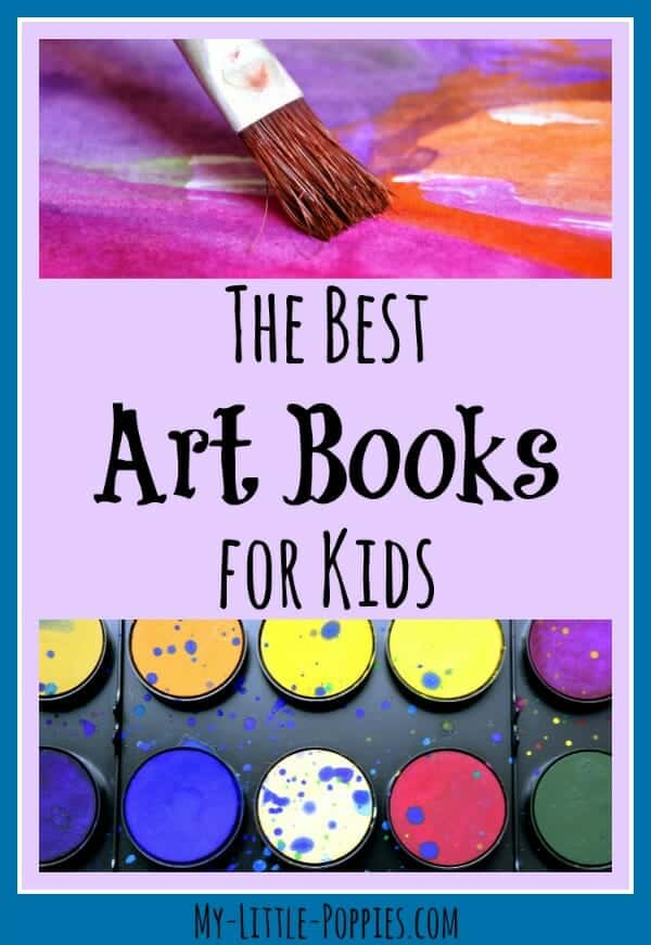 10-art-books-for-children-my-little-poppies, the-best-art-books-for-kids-my-little-poppies, 10-art-books-for-children-my-little-poppies, 10+ Art Books for Children | My Little Poppies, art study, artists, children's books, art books, homeschool, homeschooling, create, creativity, art class, art course, artist study, unit study, teaching art, art lessons, art appreciation, art for kids
