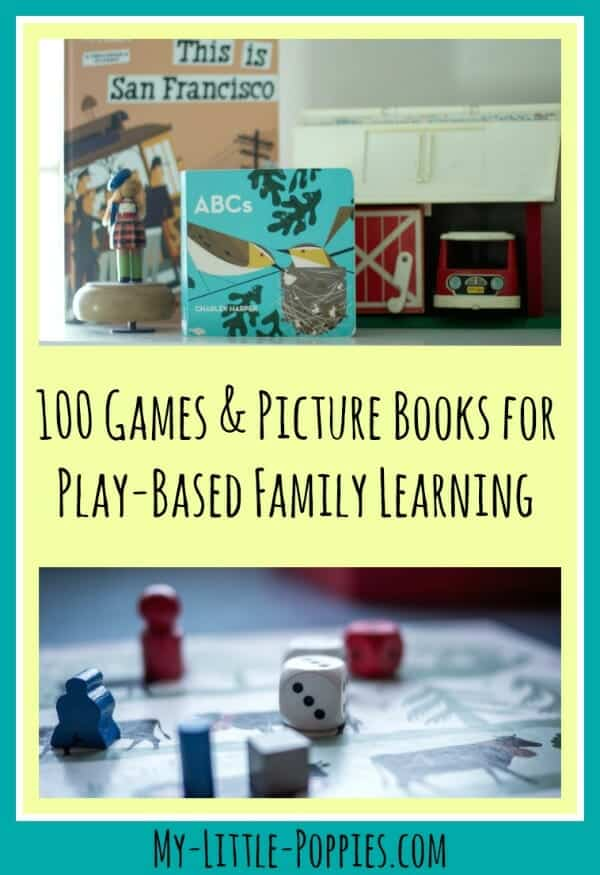 100 Games and Picture Books for Play-Based Learning