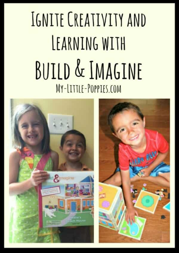 Ignite Creativity and Learning with Build & Imagine