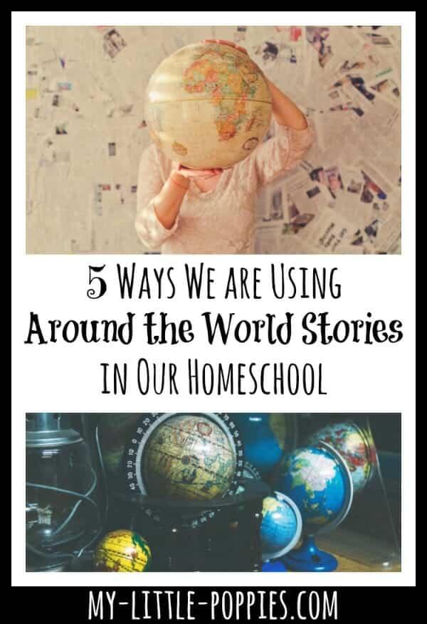 5 Ways We are Using Around the World Stories