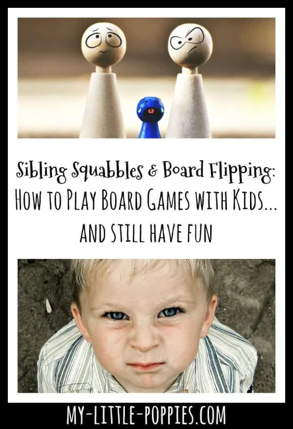 how to play games with kids who fight, How to Play Games When Kids Fight Nonstop | My Little Poppies, sibling rivalry, board games with kids, sibling fighting, fighting while playing, playing board games with kids, how to get kids to stop fighting while playing
