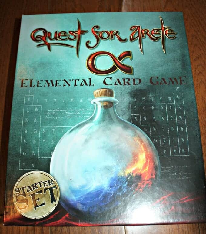 Quest for Arete is a Magical Journey into Chemistry game homeschool homeschooling science