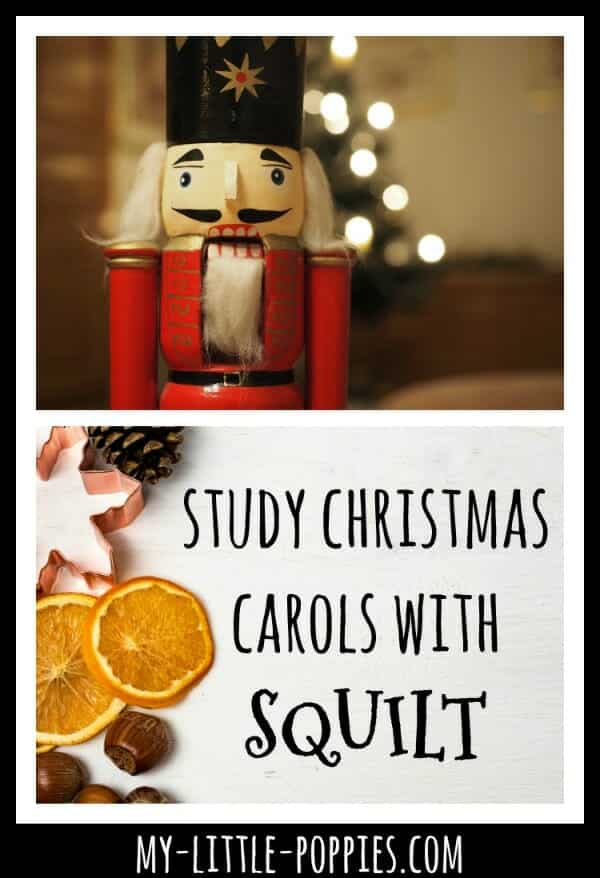 Study Christmas Carols with SQUILT
