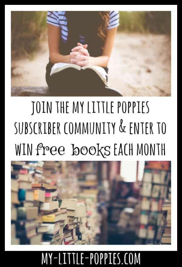 Subscriber Community Benefits: Free Books! | My Little Poppies