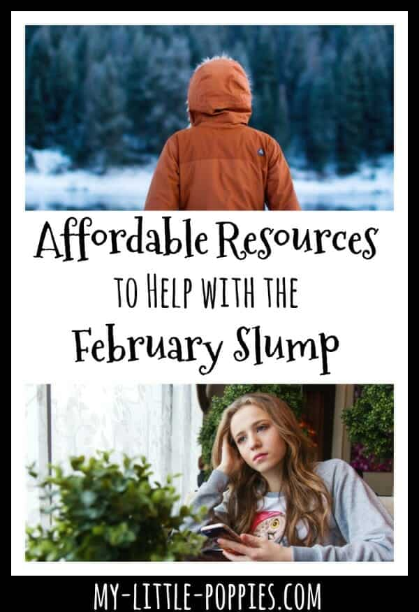Affordable Resources to Help with the February Slump