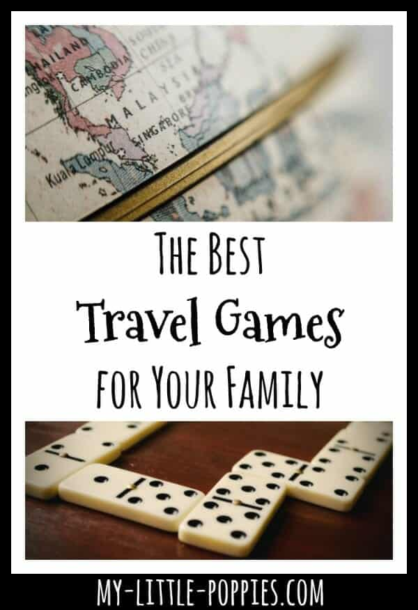 The Best Travel Games for Your Family