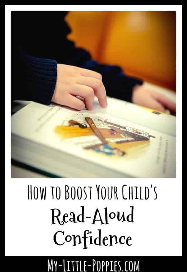 How to Boost Your Child's Read-Aloud Confidence | My Little Poppies