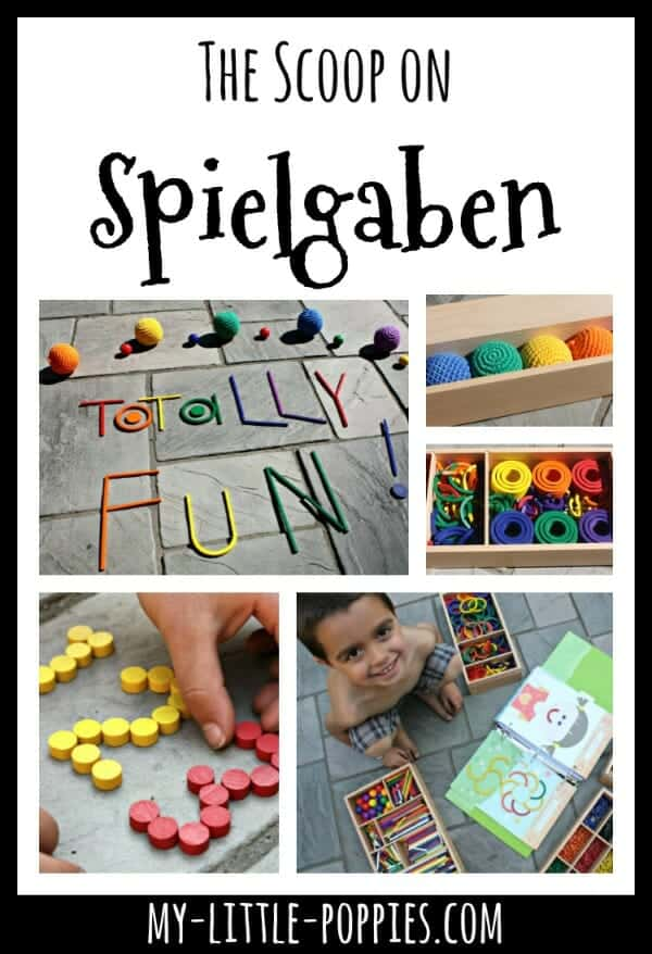 Using Spielgaben in Your Homeschool