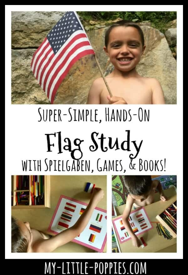 Super-Simple, Hands-On Flag Study
