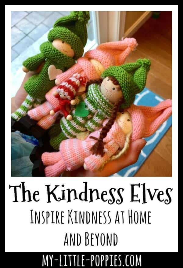 The Kindness Elves Inspire Kindness at Home and Beyond | My Little Poppies