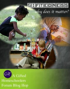 GHF Blog Hop Giftedness: why does it matter?