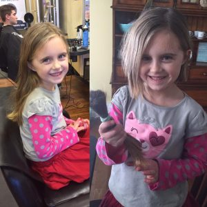 Hair Donation Children with Hair Loss