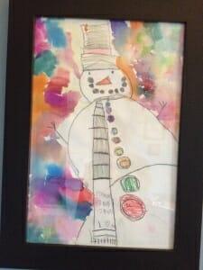 Frosty by Leo