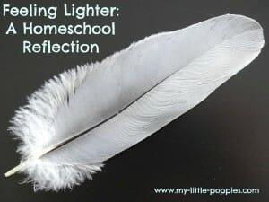 Feeling Lighter