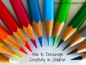 How to Encourage Creativity in Children 2