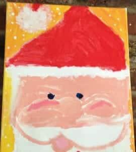 Santa by Leo (Christmas 2013)