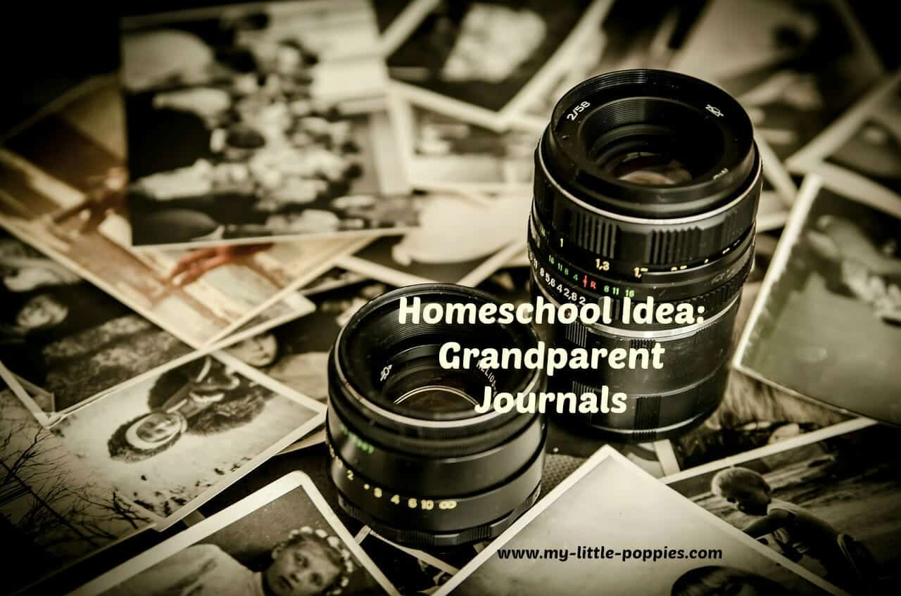 grandparent journal