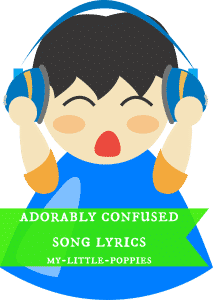 Adorably Confused Song Lyrics