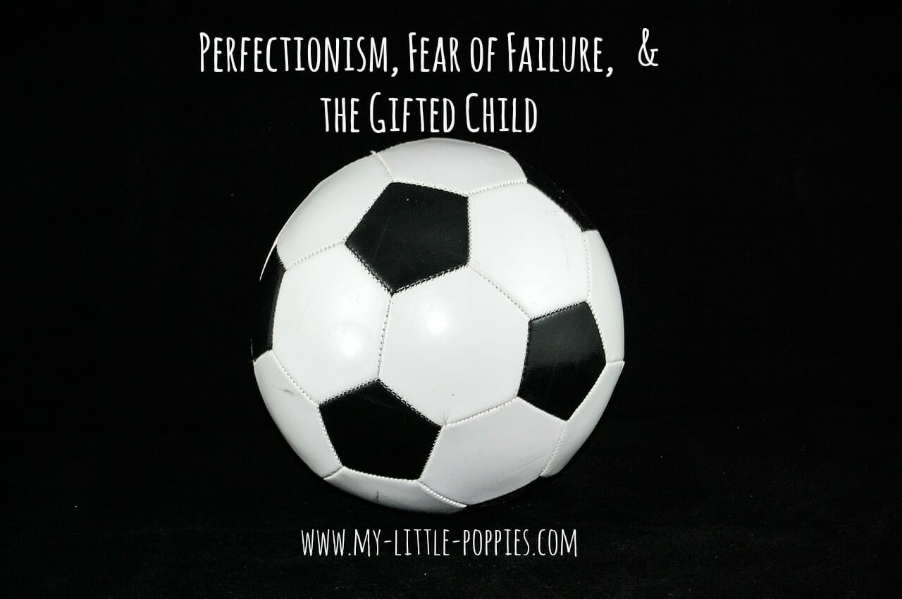 Perfectionism, Fear of Failure, and the Gifted Child | My ...