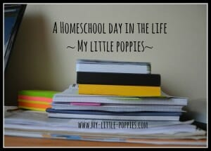 A homeschool day in the life 2015