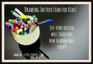 Drawing Instruction for Kids