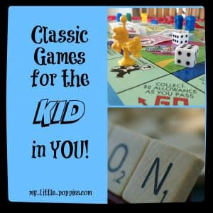 Classic Games for the Kid in You