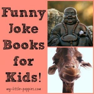 funny joke books for kids