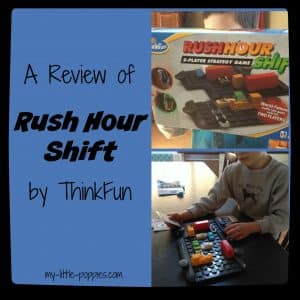 ThinkFun Rush Hour Shift Review