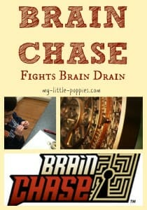 Brain Chase Fights Brain Drain