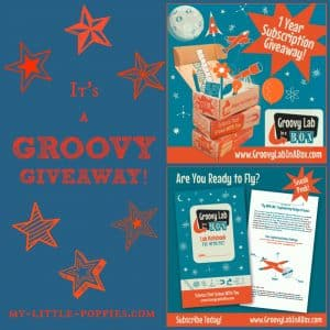 groovy giveaway