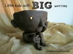 Little Kids with BIG worries