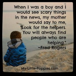 scary things mr rogers