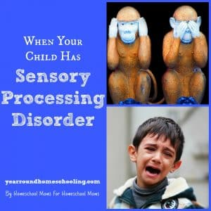 When Your Child Has Sensory Processing Disorder