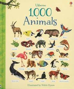1000_animals