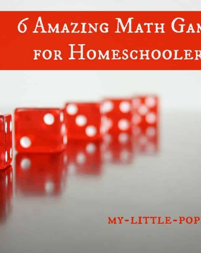 math, board games, games, homeschool, homeschooling, homeschooler, mathematics