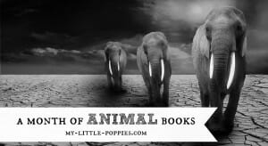 A Month of Animal Books