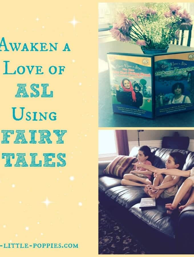Awaken a Love of ASL Using Fairy Tales