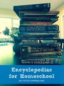 Encyclopedias for Homeschool