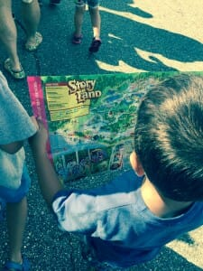 Storyland Field Trip