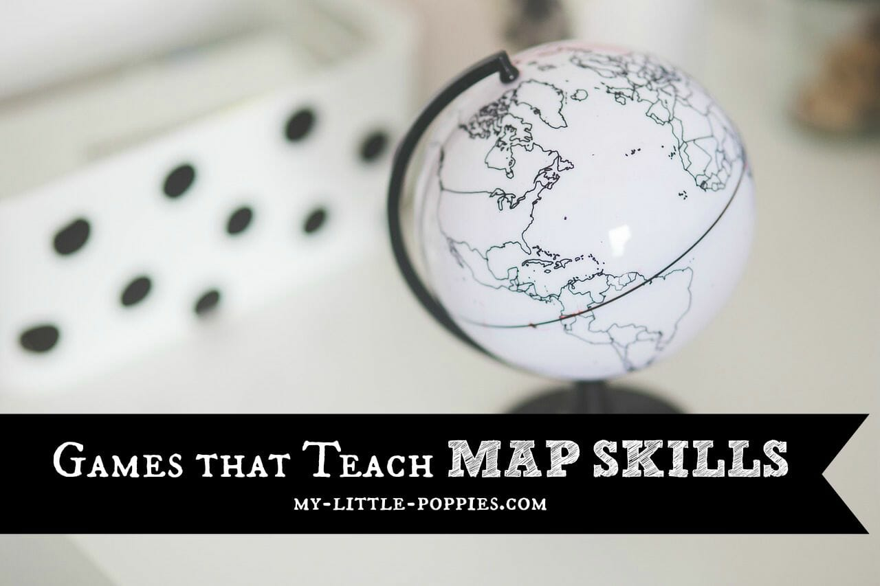 geography homeschool mapping map skills board games family parenting